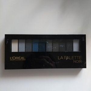 NEW L'Oreal La Palette Noir